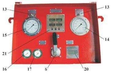 Hydraulic Operated Drilling Choke Control Panel -2